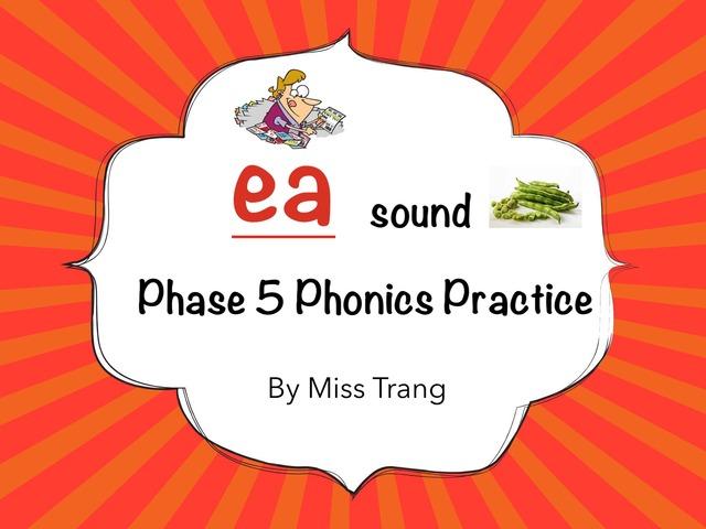 ea Sound Practice  by Trang Quỳnh