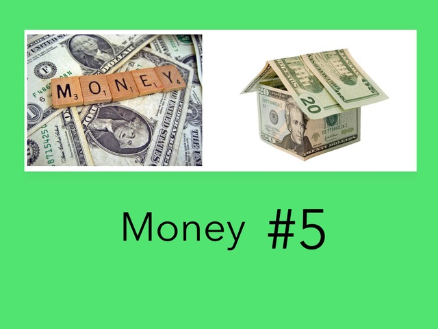 Money #5 by Carol Smith