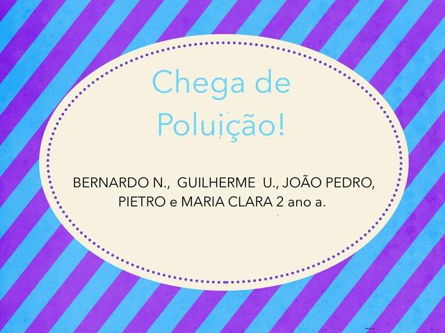 Chega De Poluição by l