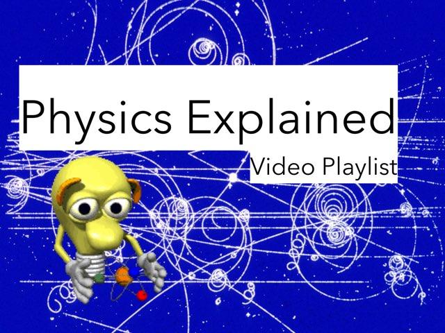 Physics Explained - Kurzgesagt by Animated Explanations