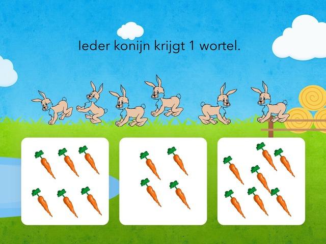 Boerderij Rekenbegrippen en tellen. by Florine Ham