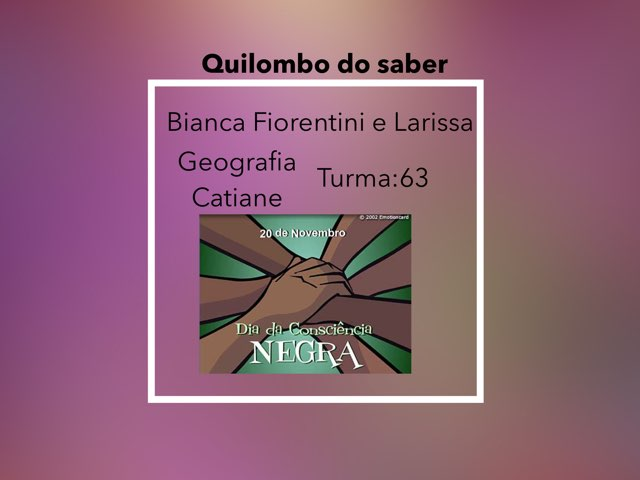 Bianca E Larissa by Rede Caminho do Saber