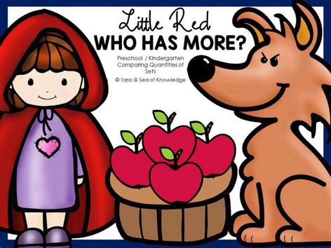 Little Red Riding Hood - Who Has More? (EN UK) by Yara Habanbou