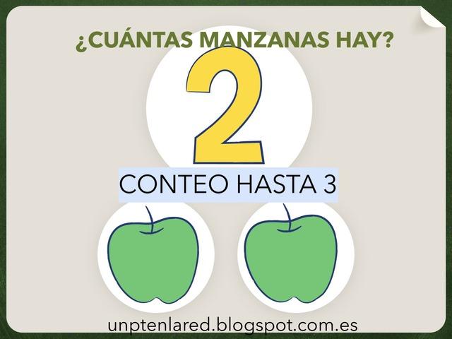 ¿CUÁNTAS MANZANAS HAY?  by Jose Sanchez Ureña