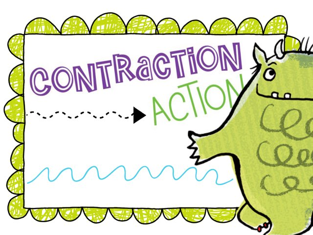 Contraction Action by Michele Haigh