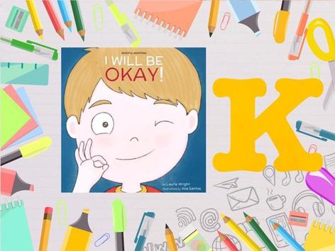 I WILL BE OK! by Claudia Sawada