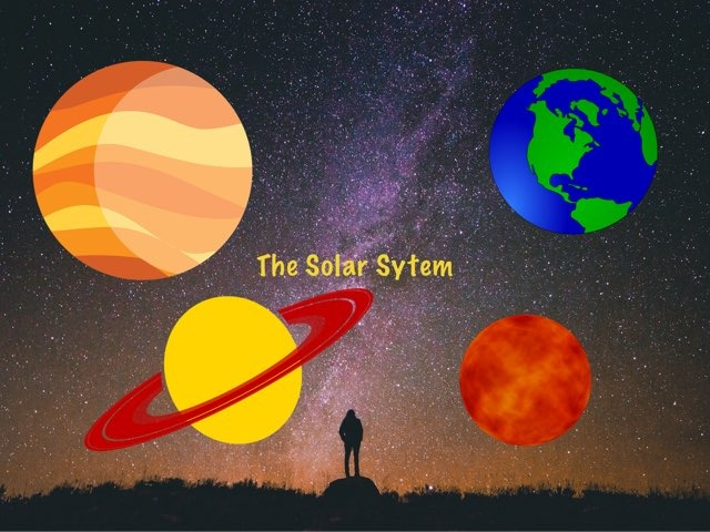 The solar System by James Ellison