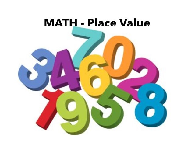 Place Value by Cindy Carling
