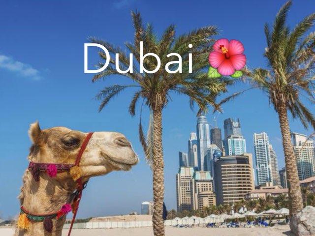 Best Dubai Project  by Melissa  Perez