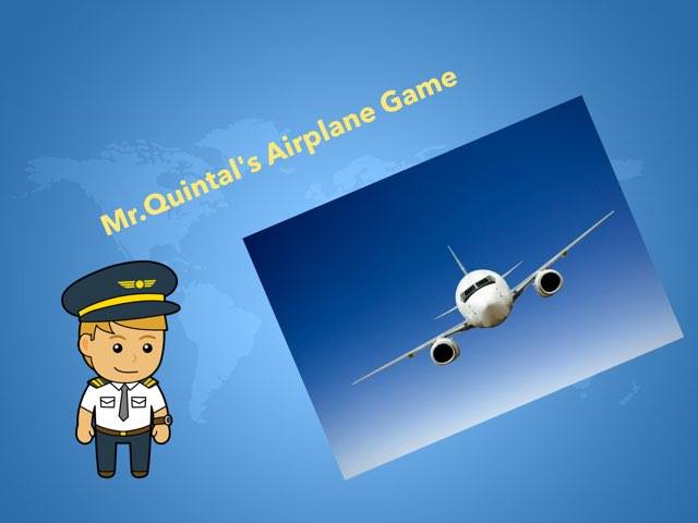 Mr. Quintal's Game by Branden Quintal