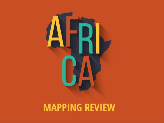 Africa Mapping Review by Matt Schifeling