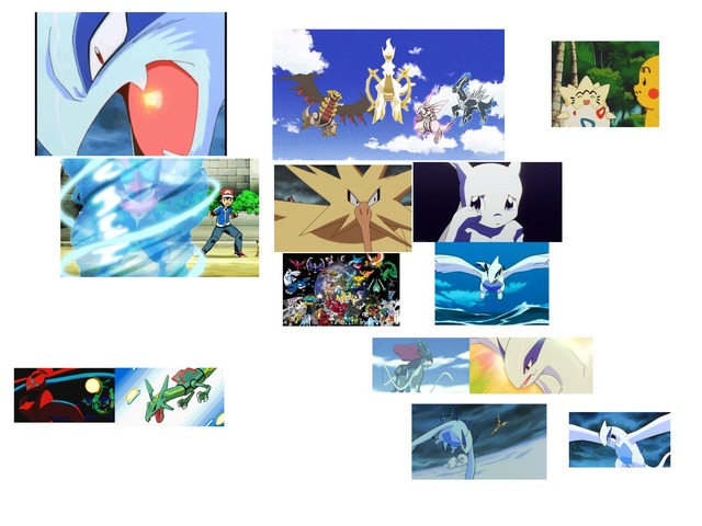 The Best Pokémon  by Kyrie