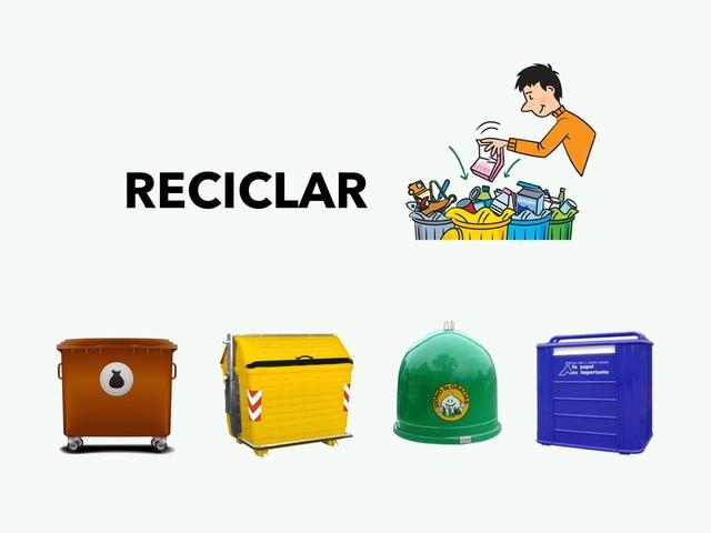 Reciclar  by Francisca Sánchez Martínez