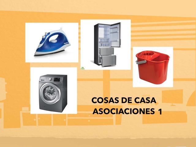 Cosas de casa. Asociaciones (1) by Francisca Sánchez Martínez