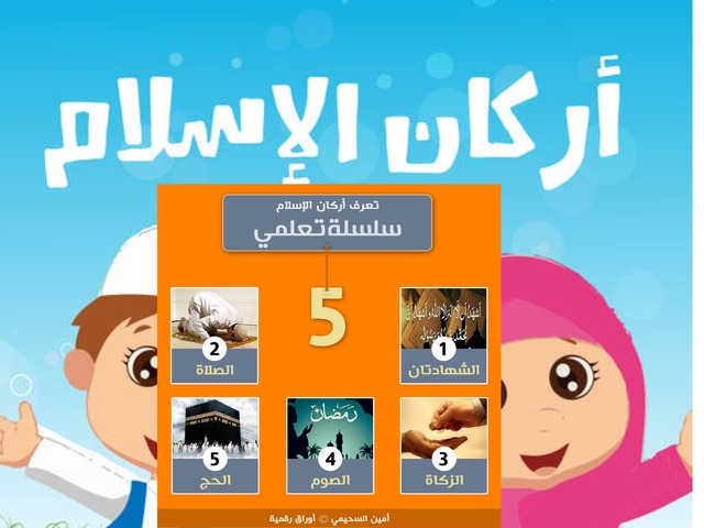 اركان الإيمان by أم محمد