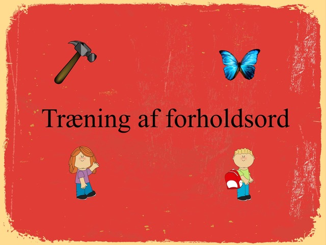 Forholdsord by Line Poulsen