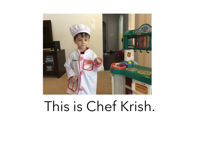 Krish's Kitchen by Joy Wilson