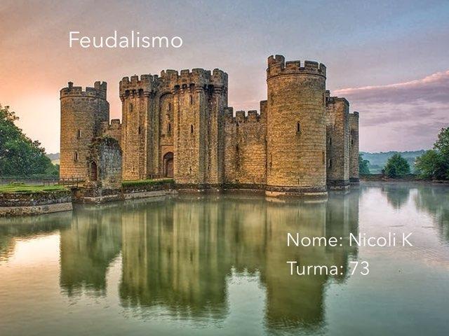 Nicoli K Turma 73 by Rede Caminho do Saber