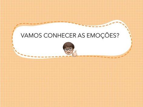 Emoções Básicas  by Ariane Xavier Ferreira