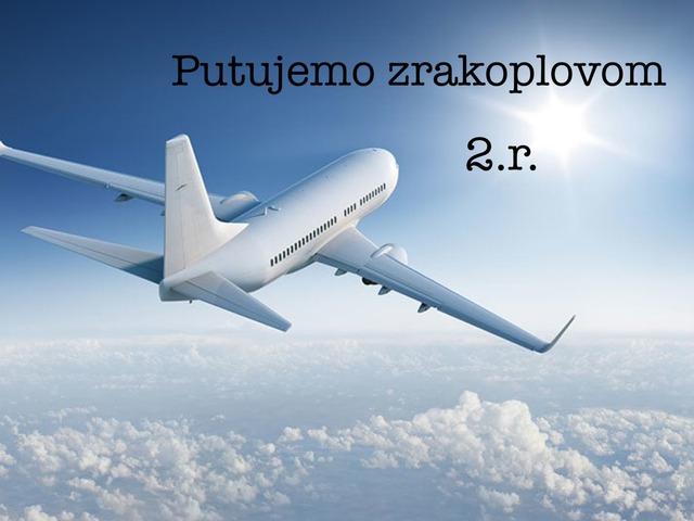 Putujemo Zrakoplovom 2.r. by natasa delac