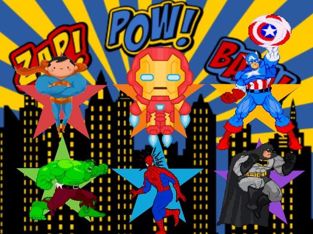 Superhero  by Brian Alejandro Gil