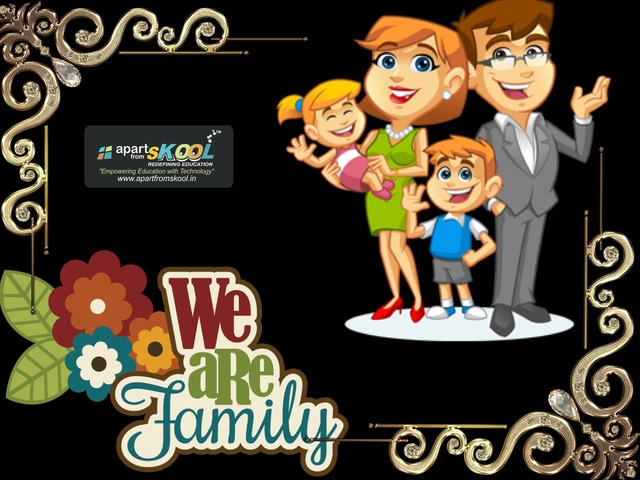 We Are Family by TinyTap creator