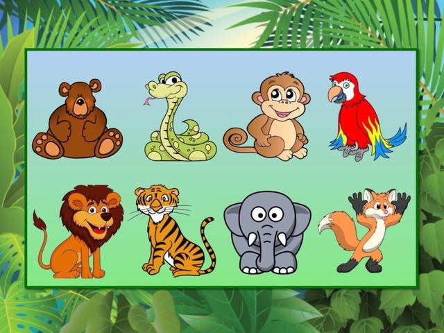 Animals (it can.., it's got..) by Teeny Tiny TEFL