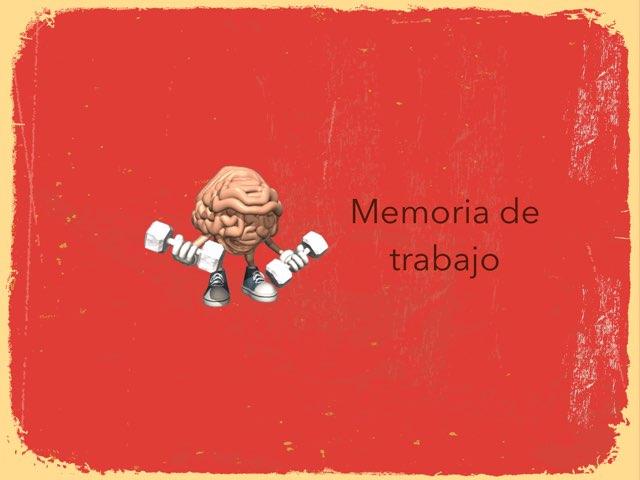 Memoria De Trabajo by Asociación Nuevo Horizonte