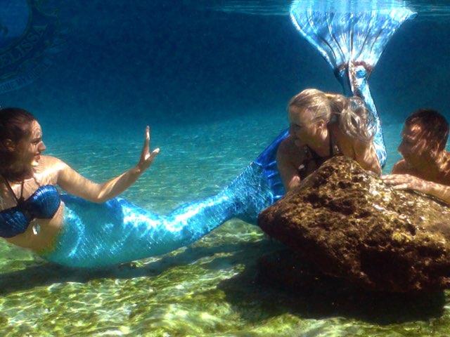 Mermaid Fun by Karlie Drounett