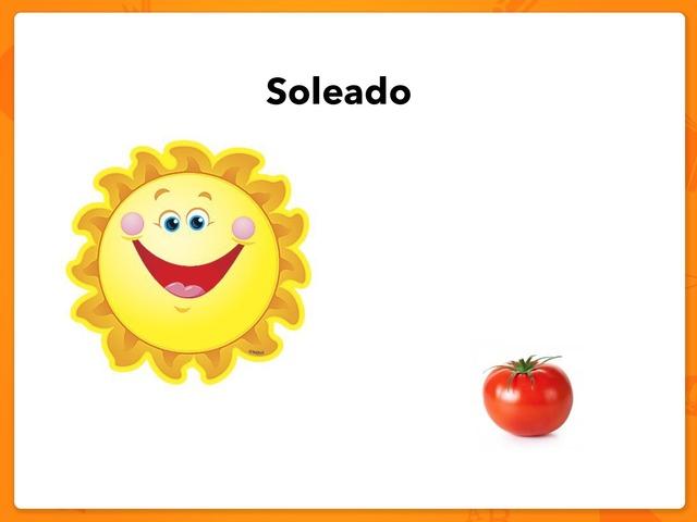 Soleado by ComunicaTEA grupo de terapeutas