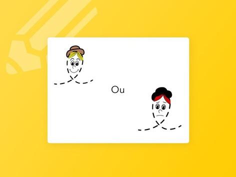 É Ou E  by Dayse Cristina