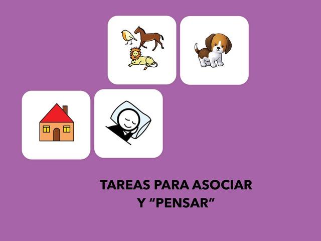 """Tareas Para Asociar Y """"Pensar"""" by Francisca Sánchez Martínez"""