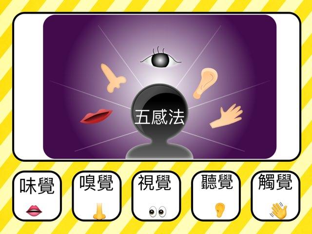 五感法 by Wong stephenie