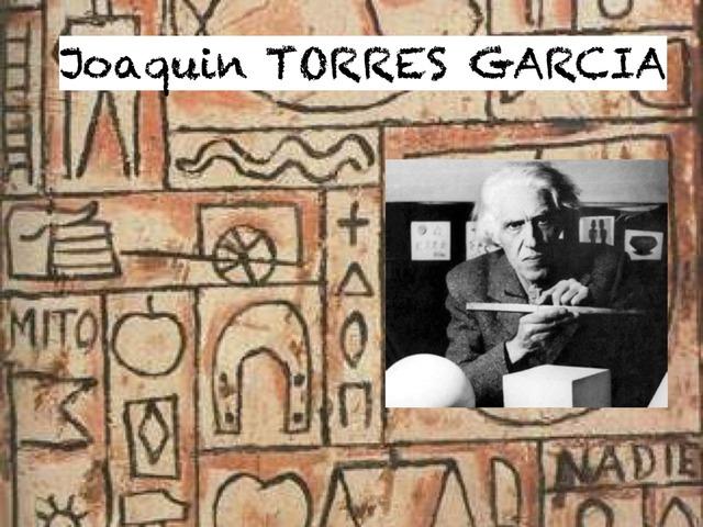 J. Torres Garcia  by Marie S