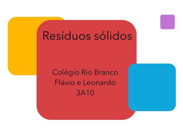 3A10 Flávio e Leonardo by Laboratorio Apple CRB Higienop