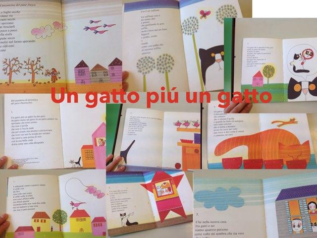 Un Gatto Più Un Gatto by Daniela Rossi