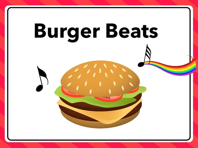 Burger Beats by A. DePasquale