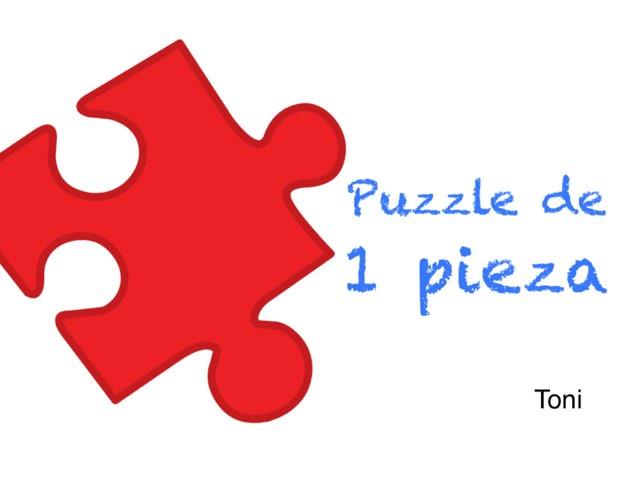 Puzzle De Una Pieza by Antonio Del monte millán