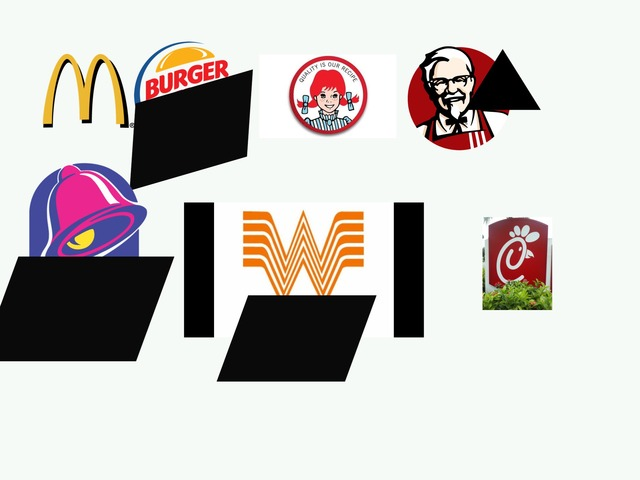 Fast Food Logo Challenge by Jay Kaplan