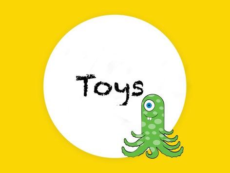 Toys by Dariia Stoliaryk
