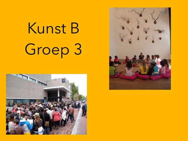 Kunst B by Wieke Jasper