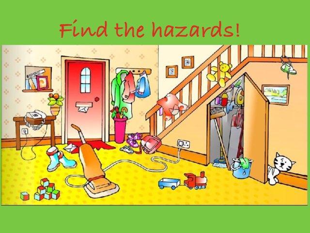 Spot The hazards by Deborah Fletcher