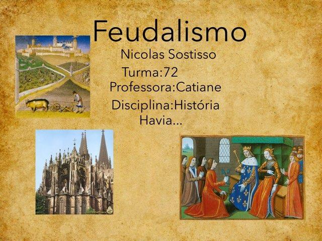 Nicolas Sostisso by Rede Caminho do Saber