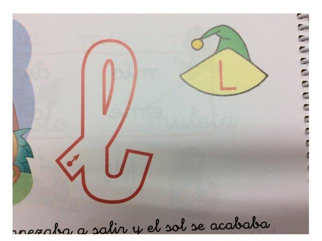 La letra L by Material Pictos