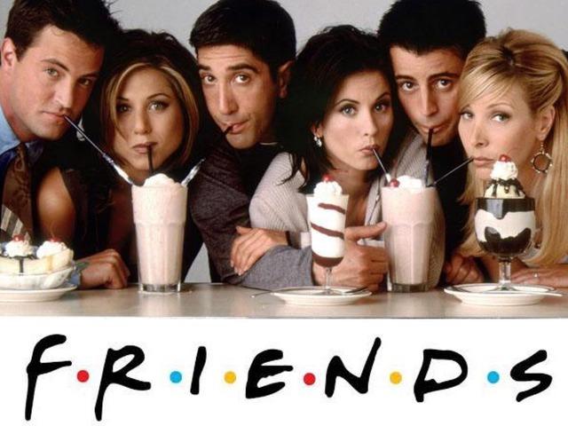 Friends by Larissa Bello Giménez