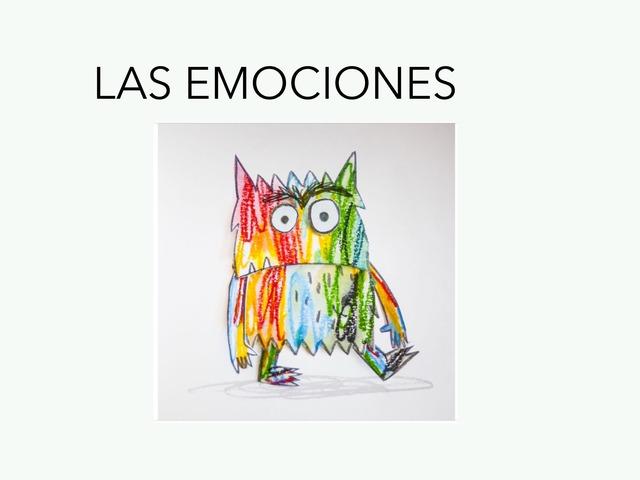 Las Emociones AE by Noe Mapri