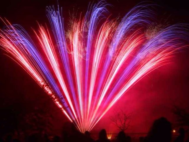 Fireworks  by Mrs