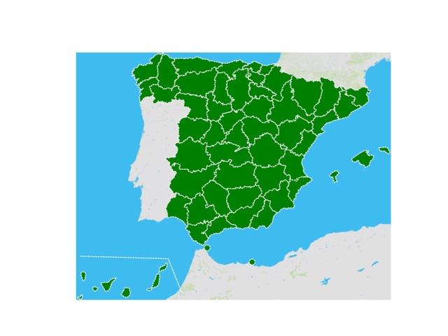 Provincias by Jesus Olivas Toloba