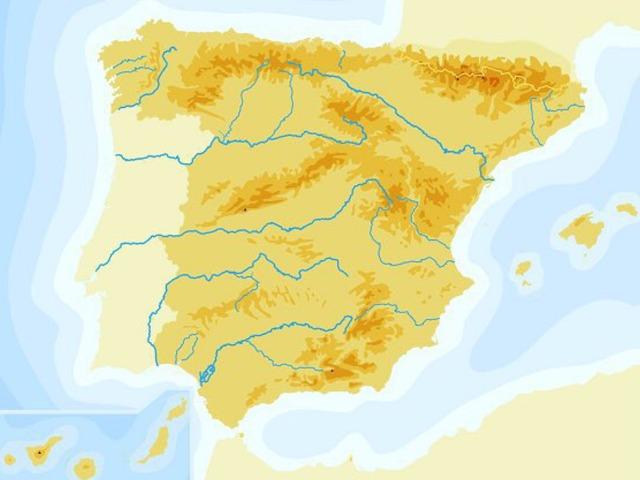 Ríos de España by JuanManuel Garcia Cabello