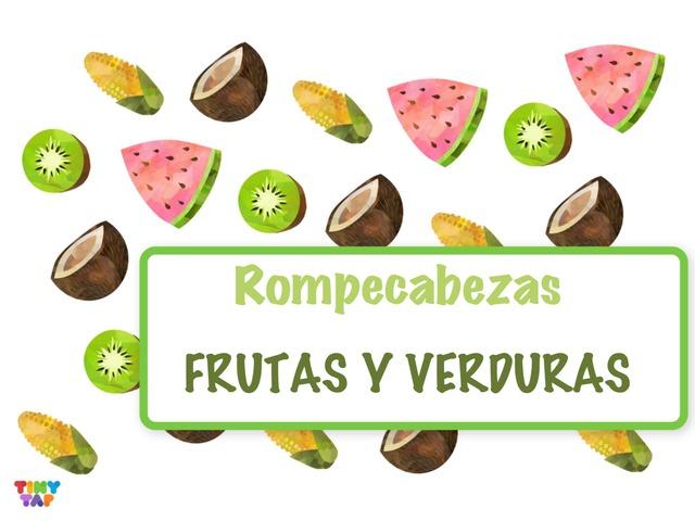 Rompecabezas de Frutas y Verduras by Hadi  Oyna
